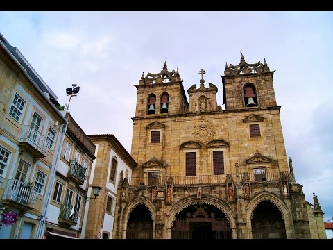 Braga Cathedral, Braga, Norte, Portugal, Europe