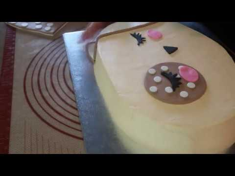 Dog Face Cake | How to & DIY | Party Ideas