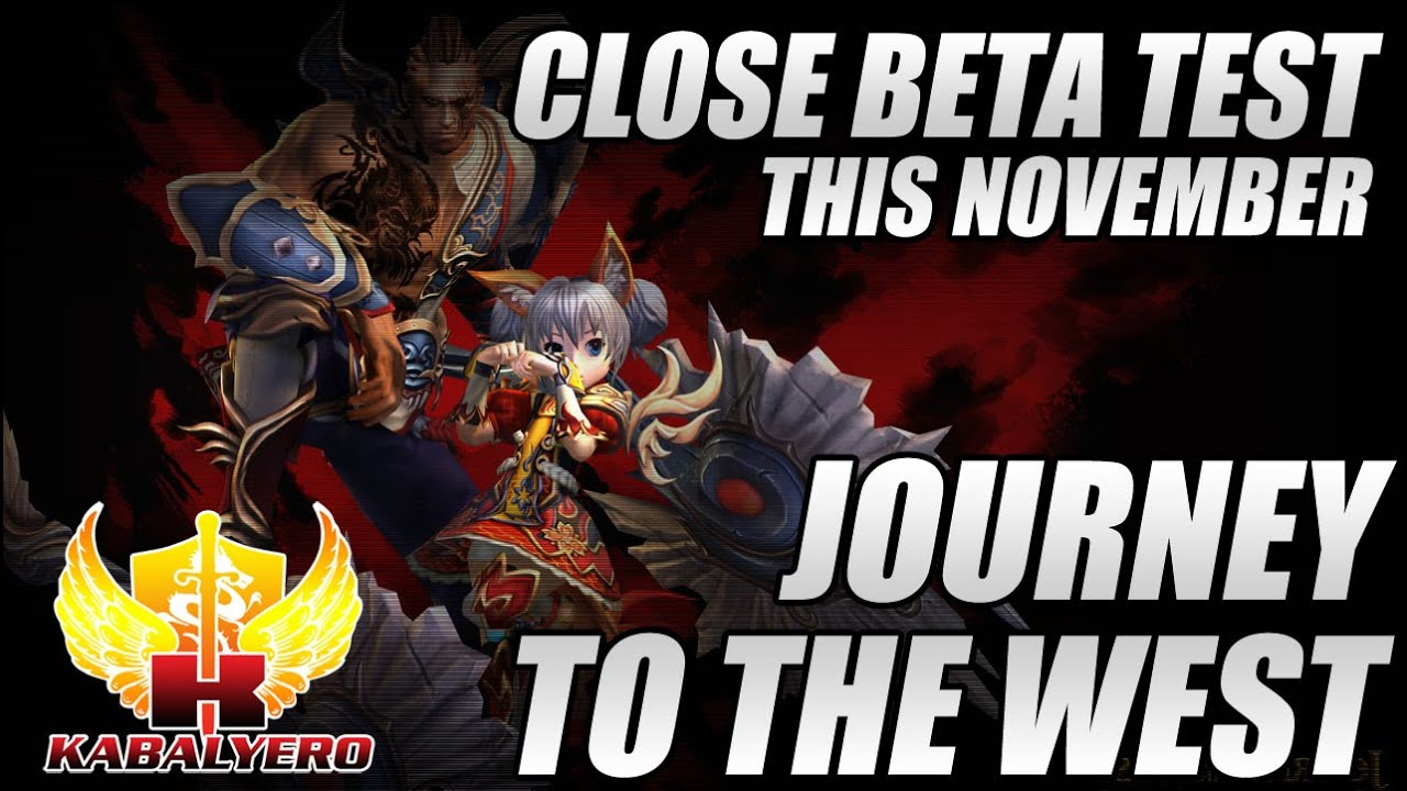 Journey To The West Online Close Beta