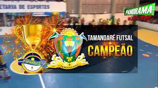 Melhores momentos pela final da Copa Pernambuco de Futsal Adulto - Tamandaré 3x0 Asec
