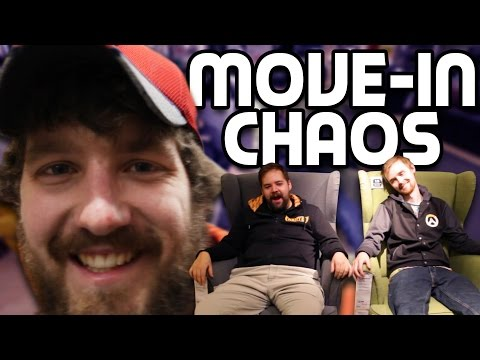 Move-In Chaos | The Creatures 2017