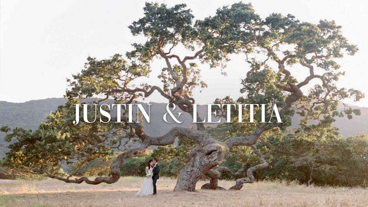 The Beautiful Wedding of Letitia & Justin | Holman Ranch Carmel Valley California