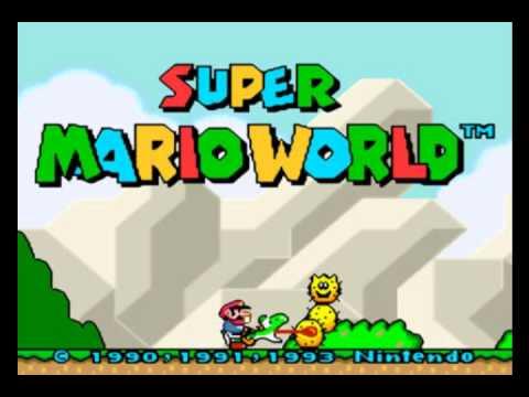 Super Mario World - Main Theme (Jazz Version)
