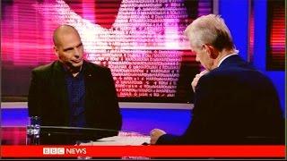 HARDtalk: Yanis Varoufakis. Former Greek finance minister