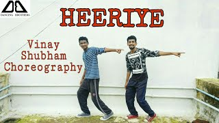 Heeriye Race 3 Dance Choreography By Vinay Sankhe & Shubham Sapkale