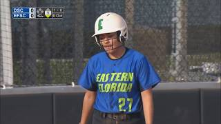 EFSC - Softball - Eastern Florida State College vs. Daytona State College