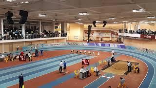 Ігор Зразків - 6,71!!! 60 метрів (фінал), чоловіки. ПФО 2019, Novocheboksarsk