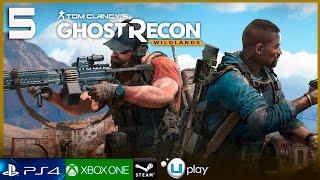 Ghost Recon Wildlands Parte 5 Gameplay Español PC | Mision - General Baro (Flor de Oro) Historia