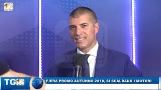 FIERA PROMO AUTUNNO 2018, SI SCALDANO I MOTORI