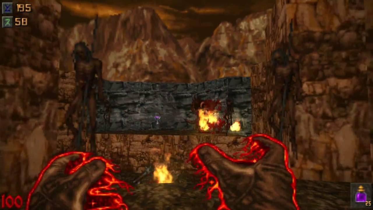 Download Hexen - Gameplay [HD]