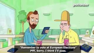 VOTEMAN - Superhero banned in Denmark, Video Banned in Europe. Porn & Dolphins. English.
