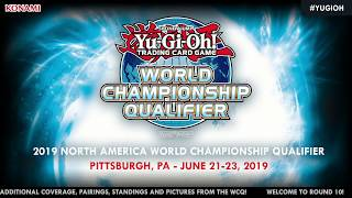 Yu-Gi-Oh! TCG 2019 North America World Championship Qualifier - Day 3