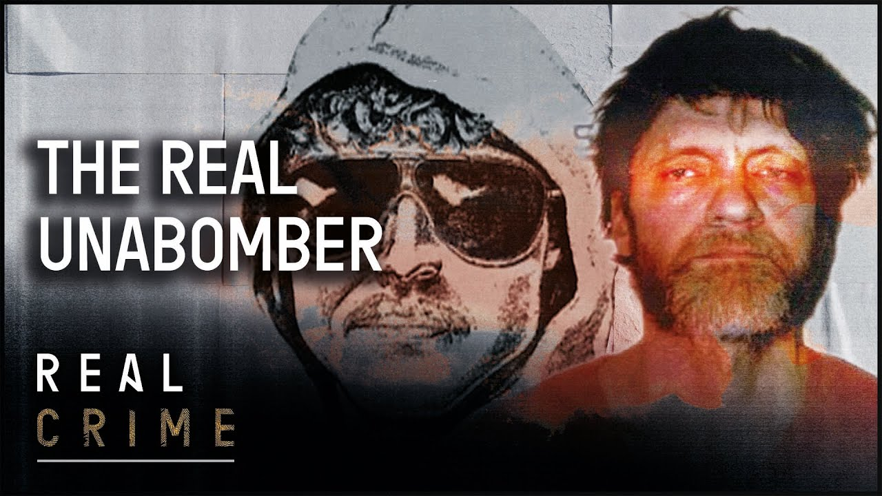 Download Ted Kaczynski The Real Unabomber   the FBI Files S1 EP10   Real Crime