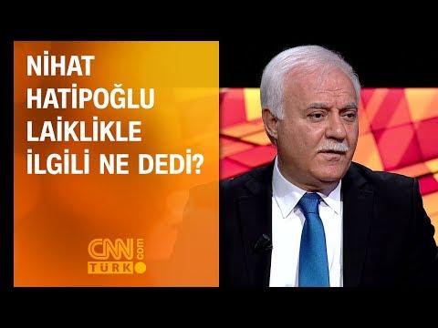 Nihat Hatipoğlu Laiklikle Ilgili Ne Dedi?