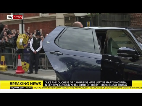 Live from the Lindo Wing: The  kate middleton