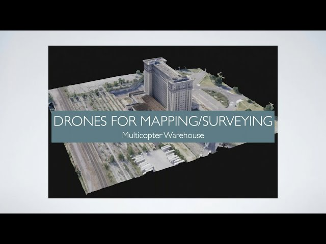 Using Drones for Mapping and Surveying - Webinar Recording 04/01/20