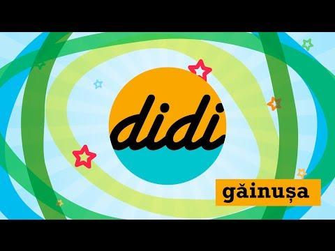 Gainusa | Didi | Diana Nicolaescu | cintece vesele pentru copii