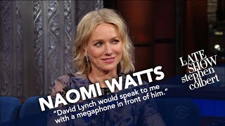 Naomi Watts Shows Off Her Best American Accent
