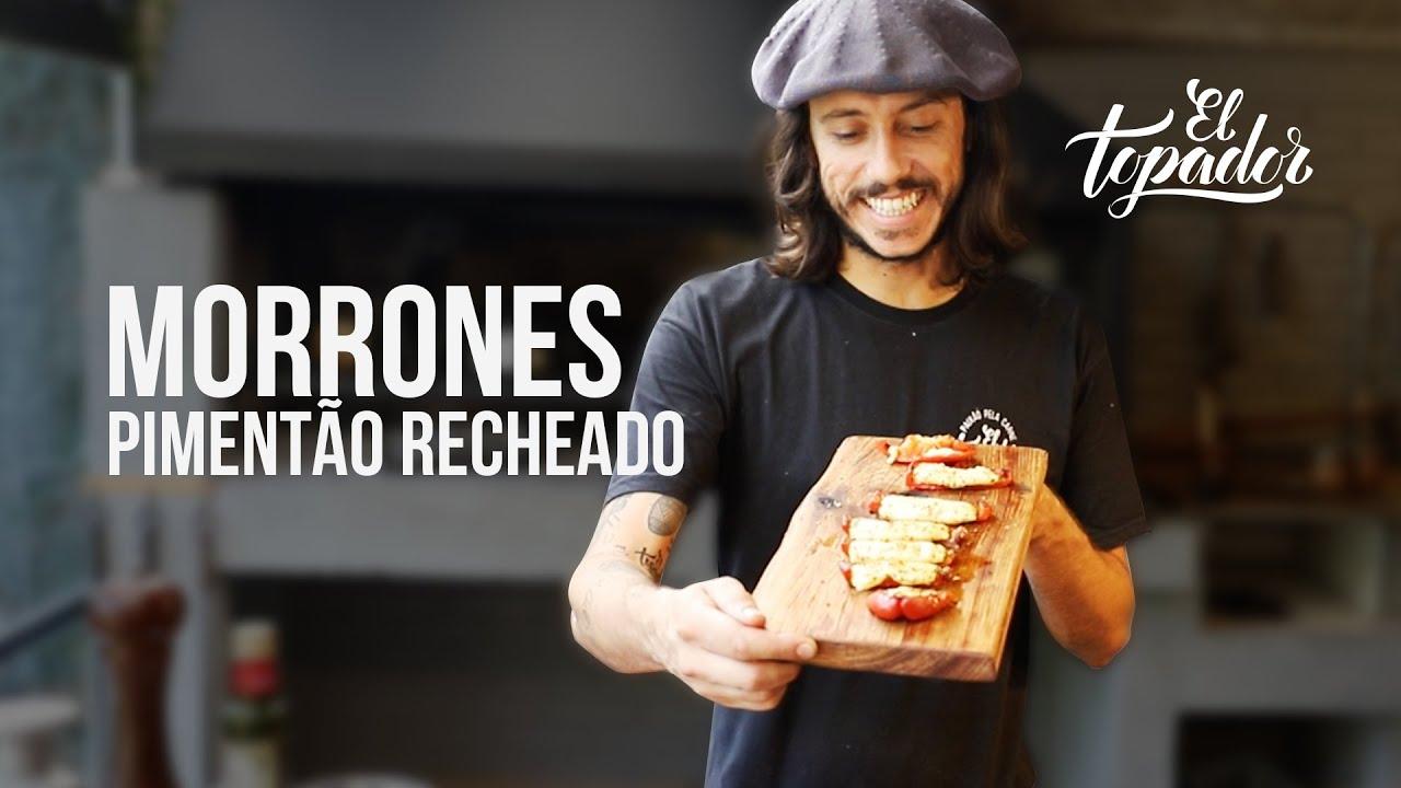 MORRONES - PIMENTÃO COM QUEIJO  |  EL TOPADOR