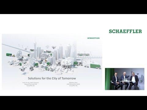 Schaeffler press conference at CES 2019 [Schaeffler]