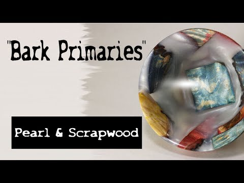 """#31 """"Bark Primaries"""" Pearl & Scrapwood"""
