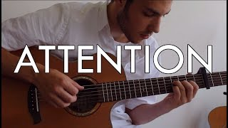 Gambar cover Charlie Puth - Attention (Fingerstyle Guitar Cover) Tabs