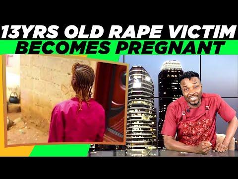 13 years old rape victim becomes pregnant; Sunday Igboho caught in Benin Republic