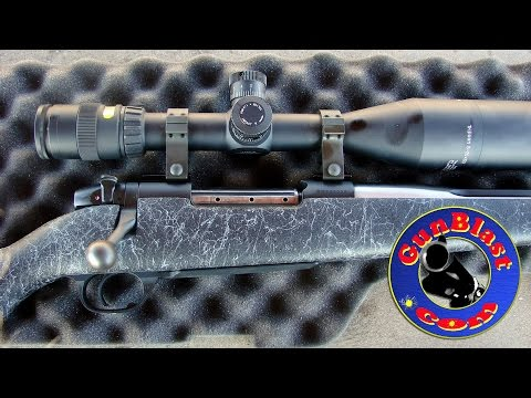 Shooting the Weatherby Mark V Accumark 6.5-300 Weatherby Magnum Bolt-Action Rifle - Gunblast.com