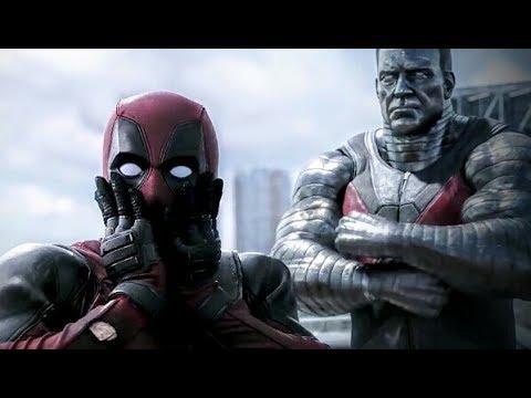 Deadpool Vs Coloso Español Latino (HD)