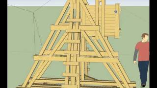 Backyard Trebuchet Design