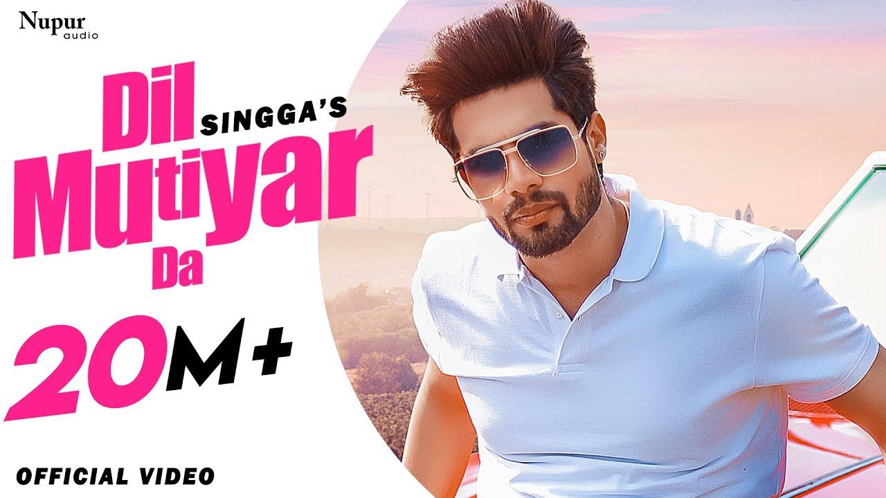 Download SINGGA : Dil Mutiyar Da (Official Video)   Latest Punjabi Songs   Bunty Bains