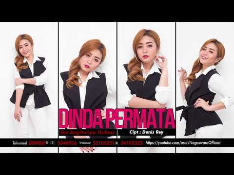 Dinda Permata - Ga Segitunya Keleus (Official Audio Video)