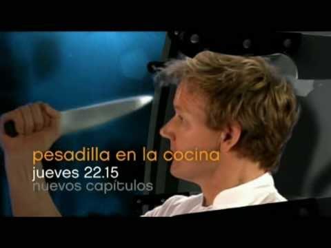 Promo pesadilla en la cocina nuevos cap tulos nova for Pesadilla en la cocina brasas