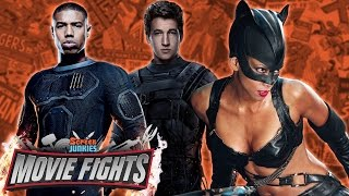Repeat youtube video Worst Comic Book Movie (TRICK QUESTION) - MOVIE FIGHTS!!