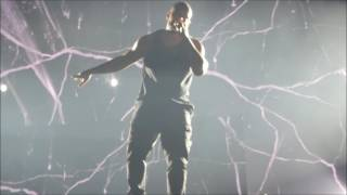 Drake - Hell Ya Fuckin' Right Live - Boy Meets World Tour - Sweden 2017