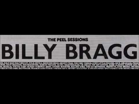 billy bragg - peel sessions