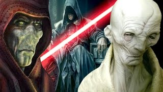 Why Snoke NOT Being Plagueis is a BIG PROBLEM