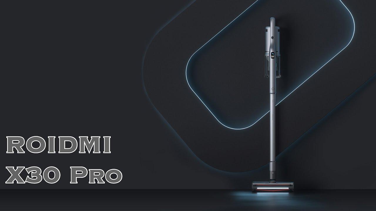 🧹 Супер пылесос ROIDMI X30 Pro (NEX 2 Pro)