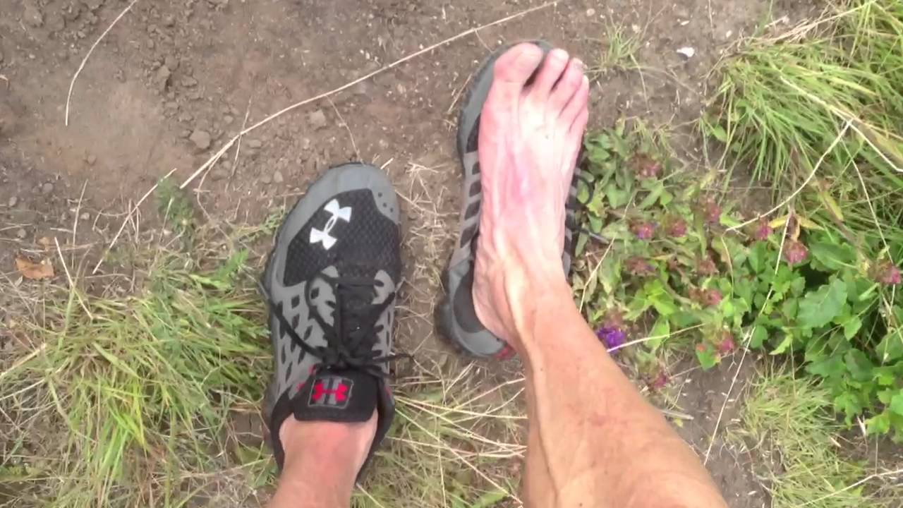 Barefoot Running Shoes Youtube