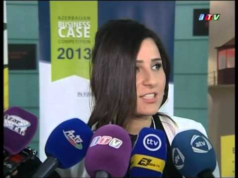 Azerbaijan Business Case Competition 2013 - ITV