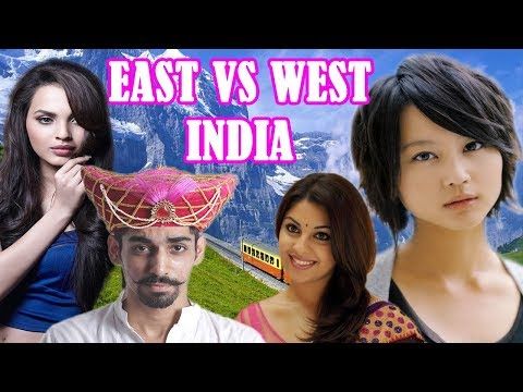 East or West India - Which region is better? (2017)