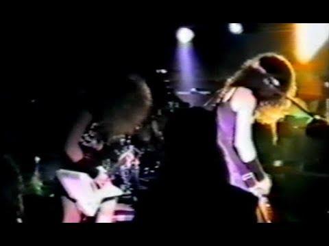 Metallica - London, United Kingdom [1987.08.20] Full Concert