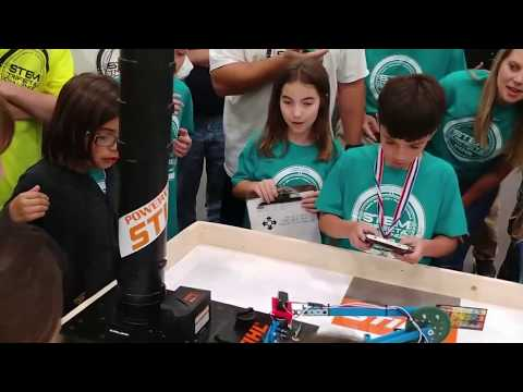 STEM Robotics- Ocean Lakes Elementary School 2018