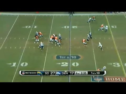 Denver Broncos vs San Diego Chargers - Chargers Shock Broncos Pressure Manning ! - Chargers Broncos