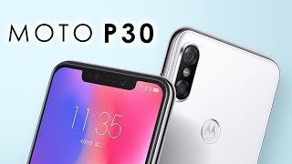 Moto P30:  The Worst iPhone X Ripoff Ever?