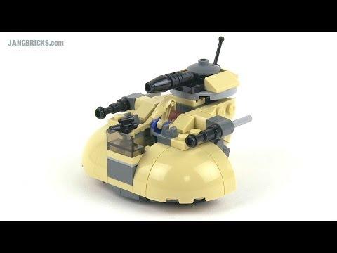 Lego Aat Instructions 75080