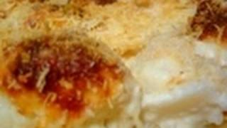 Christmas Vegetables Cauliflower Cheese recipe How to make