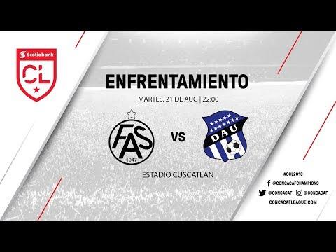 SCL2018 | CD FAS vs Deportivo Arabe Unido