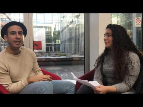 interview med Abdel Aziz Mahmoud