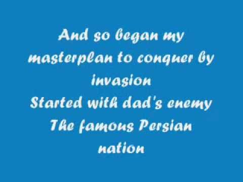 Iron Maiden - Alexander The Great Lyrics | MetroLyrics